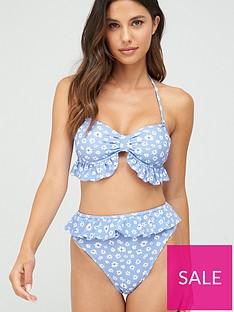 v-by-very-mix-amp-match-frill-bandeau-bikini-top-bluefloral