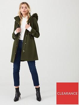 wallis-twill-duffle-coat-khaki
