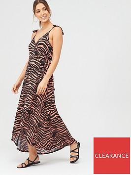 v-by-very-dipped-hem-wrap-jerseynbspdress-zebra-print