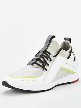 hugo-hybrid-runner-trainers-white
