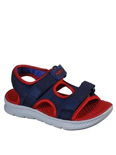 skechers-boys-c-flex-sandals-navy