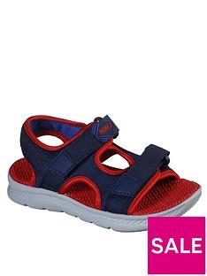 skechers-boys-c-flex-sandals-navy