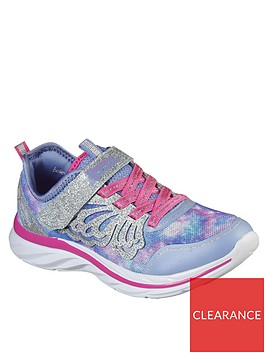 skechers-girls-quick-kicks-trainers-purpleblue