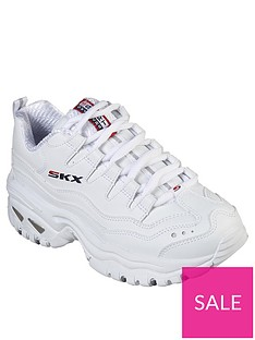 skechers-energy-timeless-vision-trainers-white