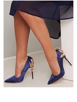 chi-chi-london-syrah-heels-navy