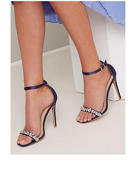 chi-chi-london-dani-heels-navy