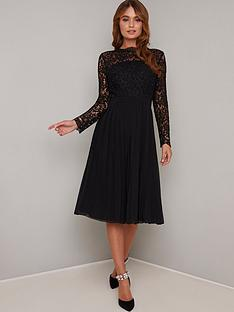 chi-chi-london-naarenya-dress-black