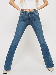 topshop-topshop-jamie-flared-jeans-mid-blue
