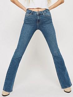 topshop-topshop-32-jamie-flared-jeans-mid-blue