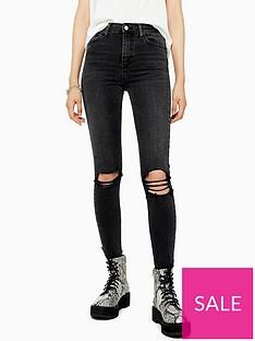 topshop-topshop-austin-rip-jamie-jeans-black