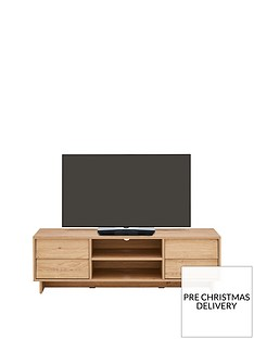 Leon Wide TV Unit - fits TV up to 70 inch