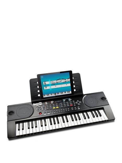 rockjam-rj549-rockjam-49-key-portable-keyboard-piano-with-sheet-music-stand-amp-keynote-stickers