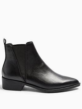 topshop-kara-chelsea-boot-black