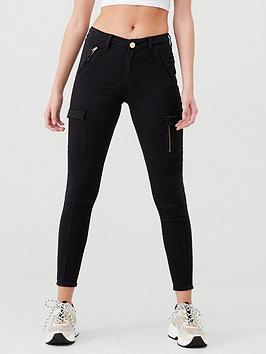 river-island-river-island-amelie-super-skinny-utility-jeans-black