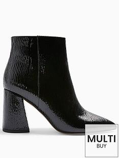 topshop-topshop-point-ankle-boots-black