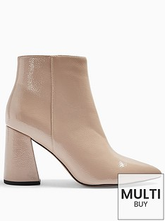 topshop-topshop-point-ankle-boots-taupe