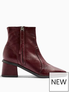 topshop-margot-mid-boot-burgundy