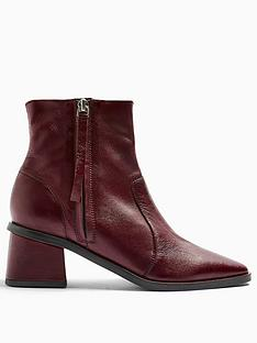 topshop-margot-mid-boots-burgundy