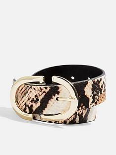 topshop-snake-belt-multi