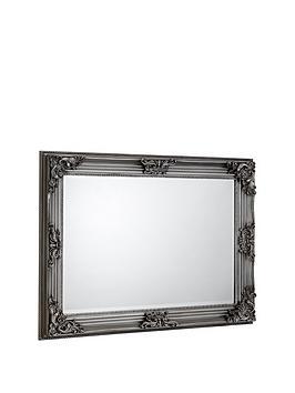 Julian Bowen Rococo Wall Mirror