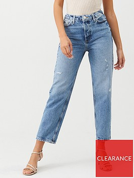 v-by-very-vintage-mid-wash-distressed-mom-jeans-mid-wash