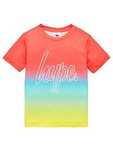 hype-girls-rainbow-t-shirt-multi