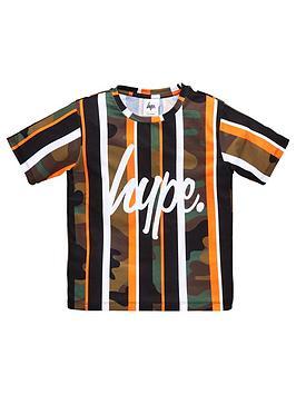 hype-boys-stripe-script-t-shirt-multi