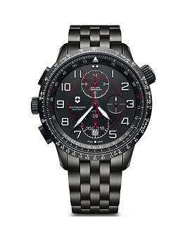 victorinox-victorinox-swiss-made-airboss-mach-9-automatic-black-sapphire-glass-chronograph-45mm-dial-black-ip-stainless-steel-bracelet-watch
