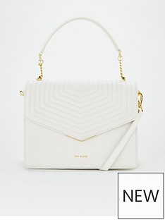 ted-baker-quilted-envelope-top-handle-bag-ivory