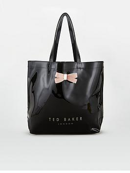 ted-baker-gabycon-bow-detail-large-icon-bag-black