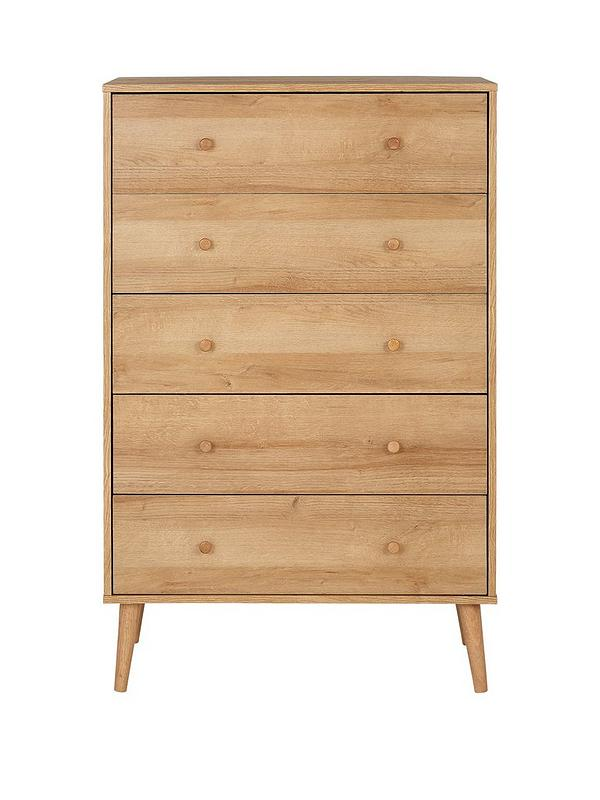 Anderson 5 Drawer Chest Very Co Uk
