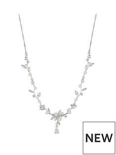 jon-richard-jon-richard-ah-fine-silver-cubic-zirconia-pearl-crystal-vine-pear-necklace
