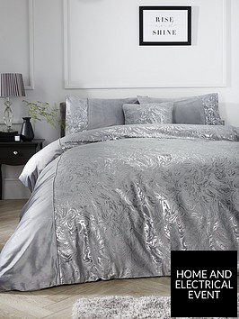alexis-marble-foil-and-velvet-duvet-cover-set