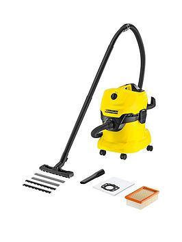 Karcher Karcher Wd 4 Wet &Amp; Dry Vacuum Cleaner