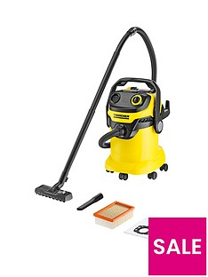karcher-wd-5-wet-dry-cleaner