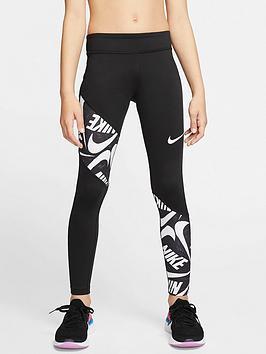 nike-older-girls-trophy-graphic-training-leggings-black