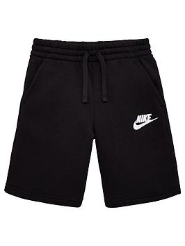 nike-sportswear-older-boys-club-shorts-black
