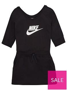 nike-sportswear-older-girls-jersey-dress-black