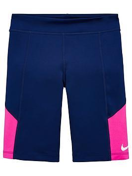 nike-older-girls-trophy-cycling-running-shorts-bluepink