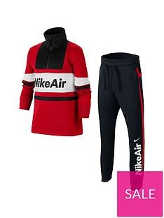 nike-nsw-airnbspolder-boys-tracksuit-redblack