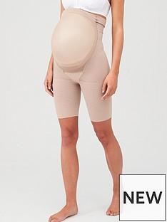 spanx-power-mama-short-nude