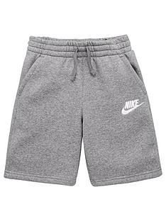 nike-sportswear-older-boys-club-shorts-grey