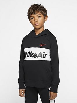 nike-sportswear-jdinbspolder-boysnbspoverhead-hoodie-black