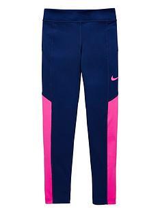 nike-older-girls-trophy-training-leggings-bluepink