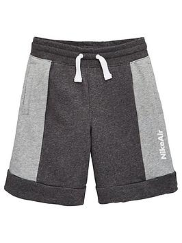 nike-sportswear-air-older-boys-shorts-grey