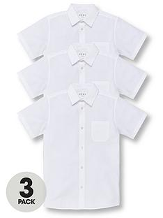 v-by-very-boys-3-pack-short-sleeve-slim-fit-school-shirts-white