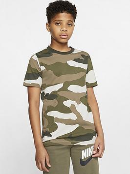 nike-sportswear-older-boys-camo-futura-short-sleeve-t-shirt-olive