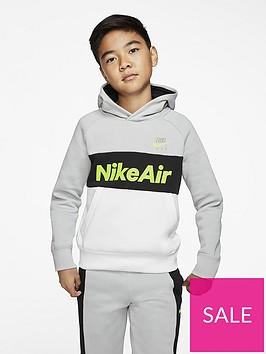 nike-sportswear-air-older-boys-overhead-hoodie-grey