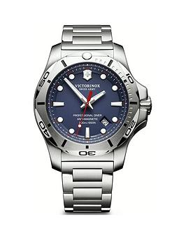 victorinox-victorinox-swiss-made-inox-diver-blue-sapphire-glass-45mm-date-dial-stainless-steel-bracelet-watch-with-strap-extension-and-magnifying-glass-bumper