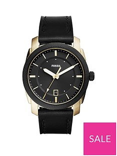 fossil-fossil-black-and-gold-detail-date-dial-black-leather-strap-watch